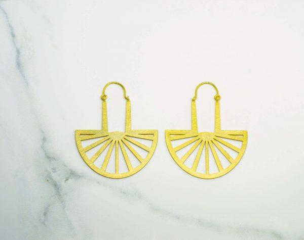 ANA earrings by jo.reid jewellery
