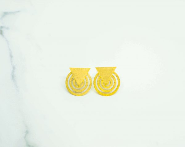 MASSY earrings by jo.reid jewellery