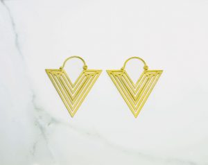 PIPA earrings by jo.reid jewellery