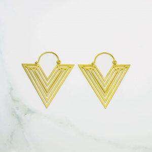 PIPA earrings by jo.reid jewellery